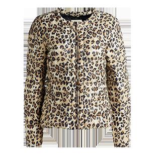 Leopardí bunda, Lindex 999 Kč